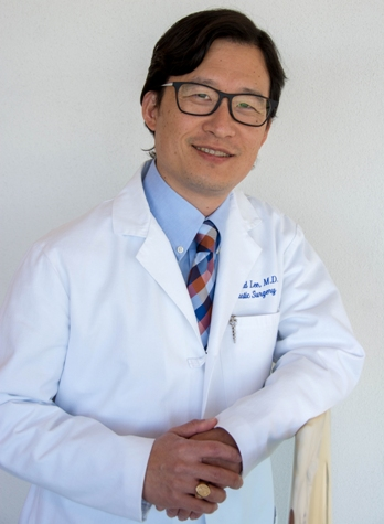 board-certified plastic surgeon Richard Lee, M.D.