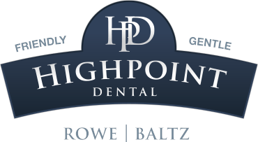Highpoint Dental Care - Dr. Rowe & Dr. Baltz Logo - Aurora, CO