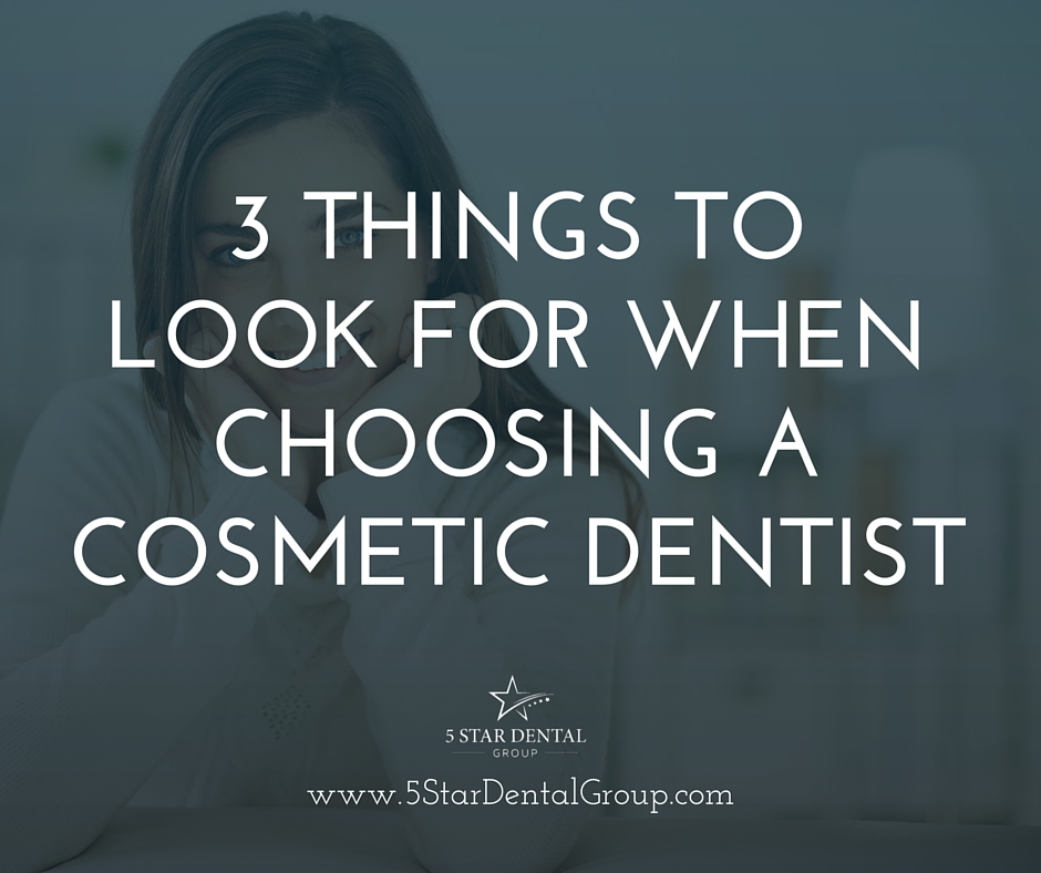Choosing the Right Cosmetic Dentist in San Antonio
