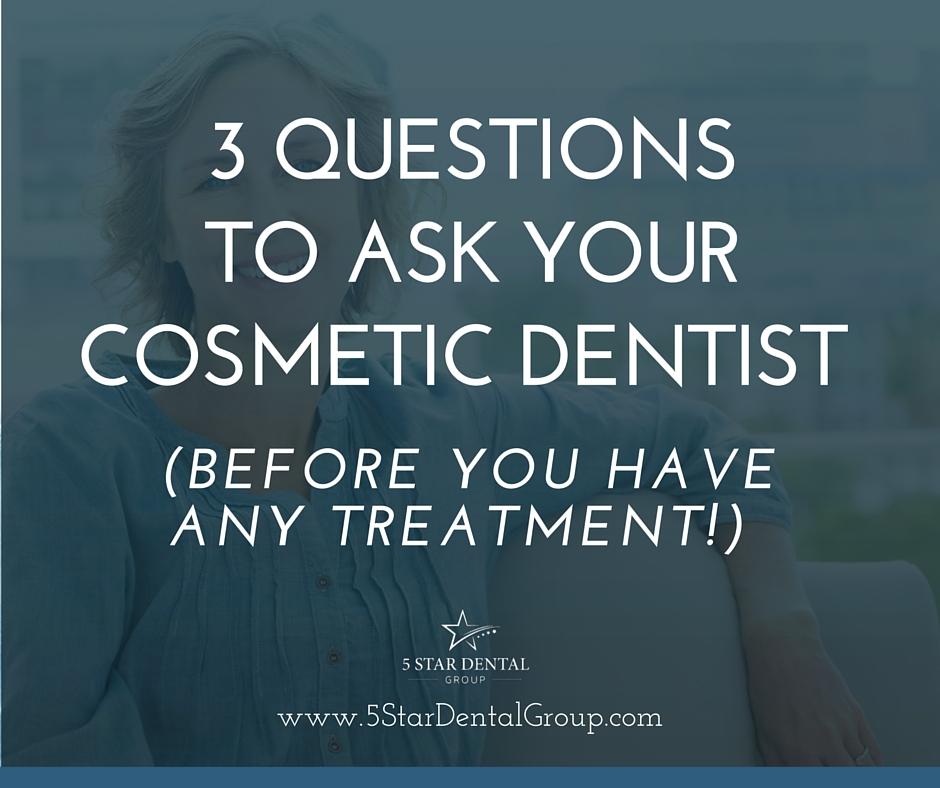 cosmetic dentist in san antonio texas porcelain veneers questions