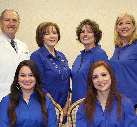 San Antonio cosmetic dentist Dr. Craig Carlson and his team