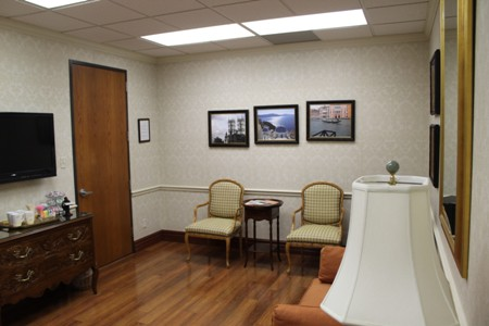 lobby of 5 Star Dental Group office