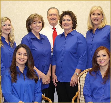 San Antonio cosmetic dentist Dr. Craig Carlson and his team