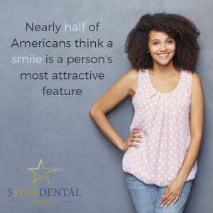 Many Americans think a person's smile is their most attractive feature | Dr. Craig Carlson