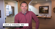 Kansas City plastic surgeon explains gynecomastia to patients