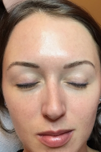 Brow Tattoo After