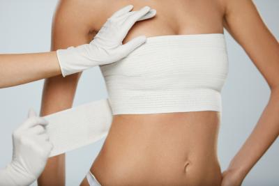 Recovery from breast augmentation have removed