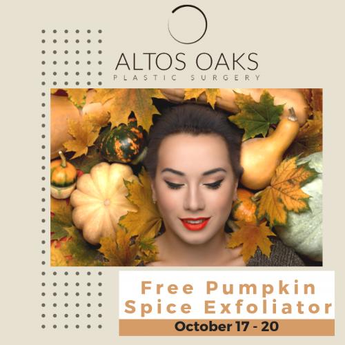 Free Jan Marini Pumpkin Spice Exfoliator | Los Altos