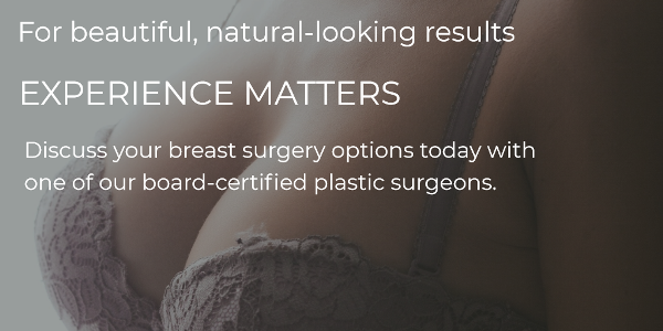 image explaining why experience matters in choosing a breast surgeon