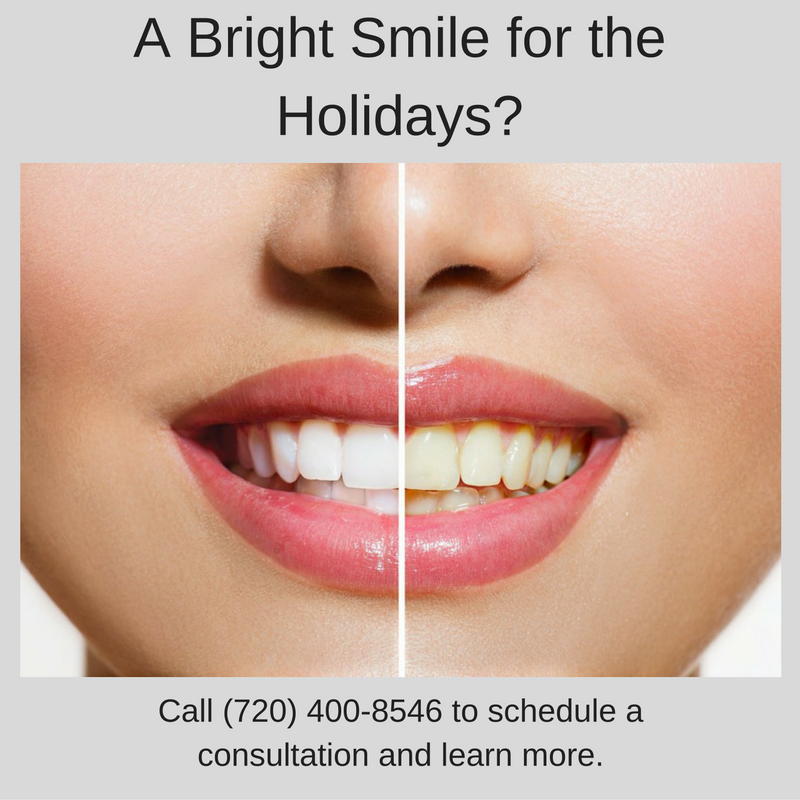 Do you have questions about tooth whitening in Denver? Call Aspenwood Dental Associates at (720) 400-8546 to learn how we can help