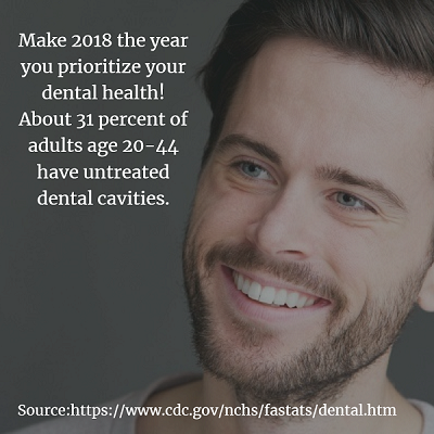 Dental goals for 2018 in Colorado