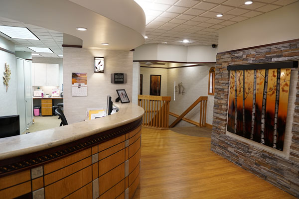 Interior Entrance - Aspenwood Dental Associates - Aurora, CO