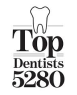 5280 Top Dentist award