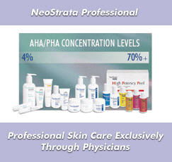 NeoStrata Professional skin care products