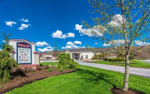 Blair Plastic Surgery center in Altoona, Pennsylvania