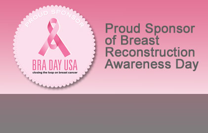 Blair Plastic Surgery - proud sponsor of Breast Reconstruction Awareness Day (BRA Day)