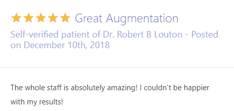 Breast Augmentation Review