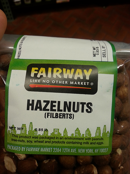 Fairway Nuts