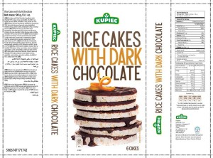 Recalled Rice Cakes