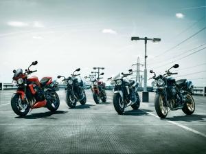 Triumph Street Triple R Sportbike Motorcycles