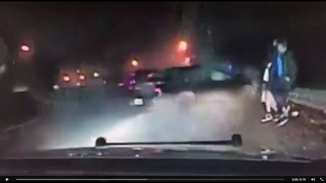 Dash Cam Records Narrowly Missed Tragedy! | Bridgeport Personal