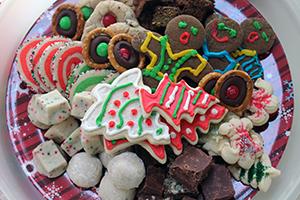 Dentist in Brighton, Colorado explains how Christmas treats damage teeth.
