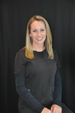 Christine is a Registered Dental Hygienist