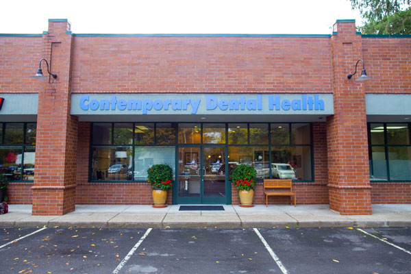 Contemporary Dental Health - Exterior - Lake Oswego, OR