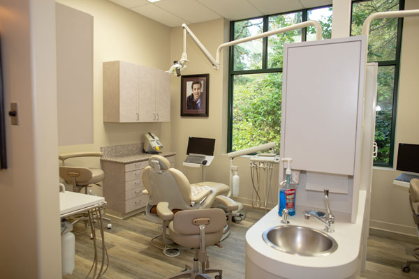 Contemporary Dental Health - Treatment Room - Portland, OR