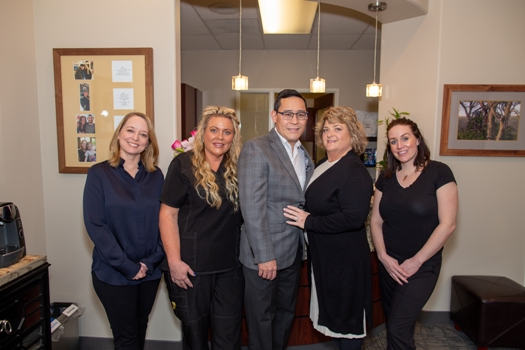 Dr. Keith Ogawa and the team at Contemporary Dental Health