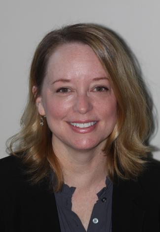 Office administrator Karen