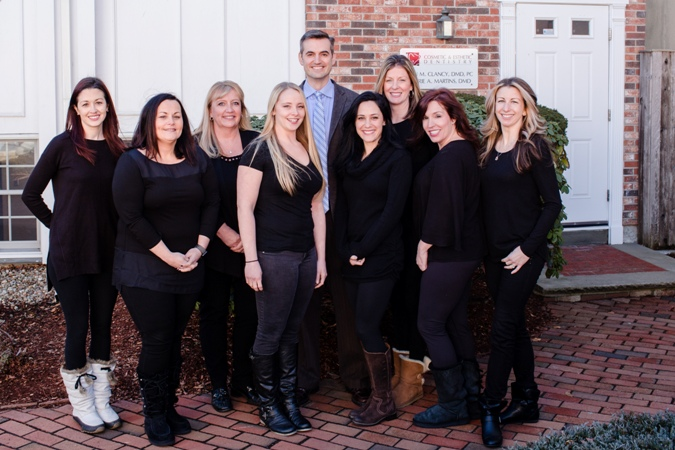 the team at Cosmetic & Esthetic Dentistry