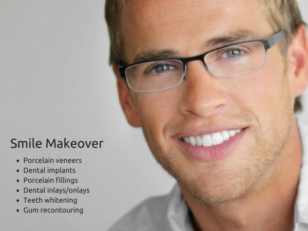 Smile Makeover Dentist of Boston