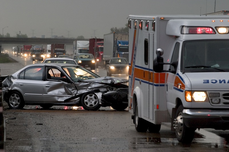 Car accidents can cause severe injury | Law Offices of Gary Bruce | GA & AL Personal Injury Lawyers