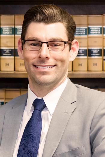 John Brandon Smellings, Attorney