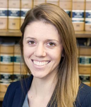 Kristen Campbell, attorney