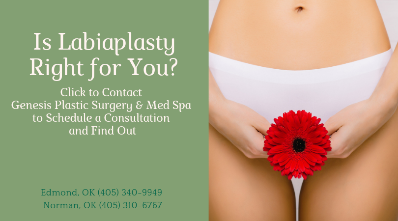 Labiaplasty CTA | Genesis Plastic Surgery & Med Spa | OKC