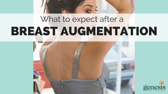 Complications after breast augmentation