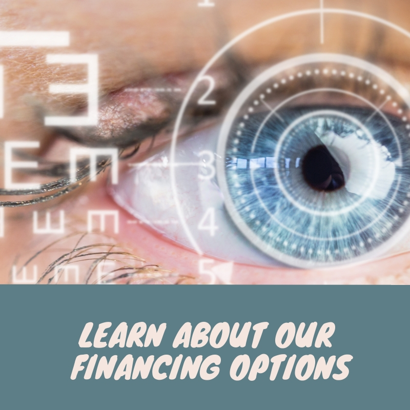 Learn about Our Financing Options for LASIK at Foulkes Vision