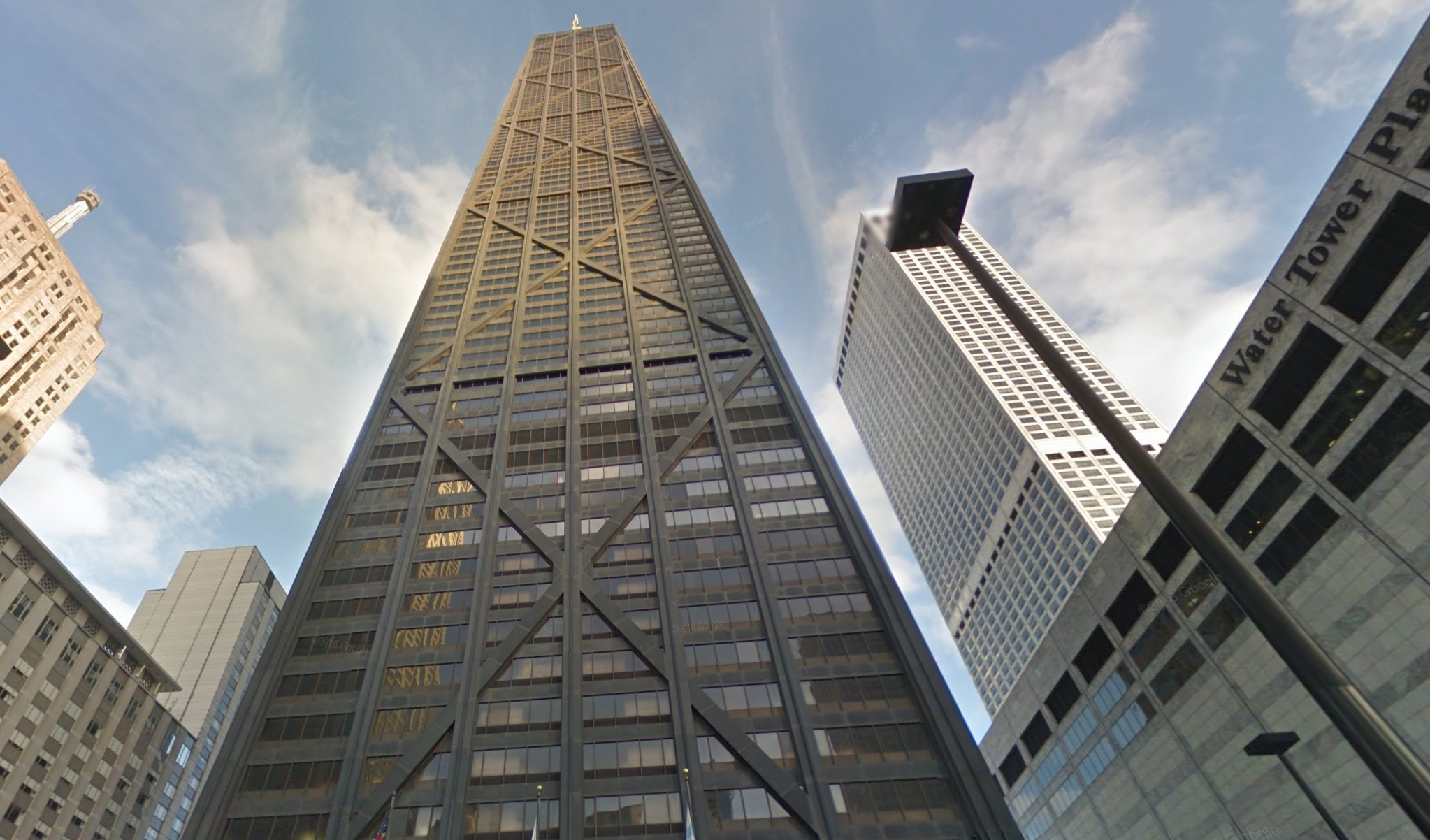 John Hancock Building in Chicago - Foulkes Vision
