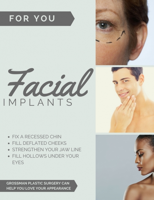 Facial Implants | Denver Plastic Surgeons