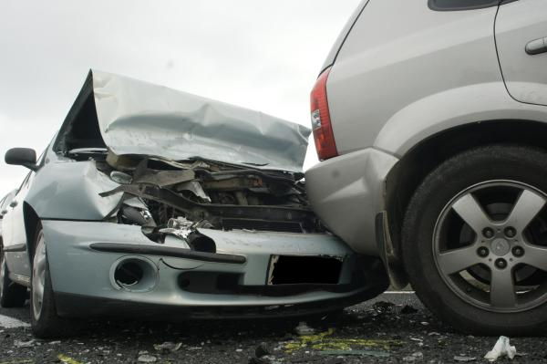 rear-end car accident