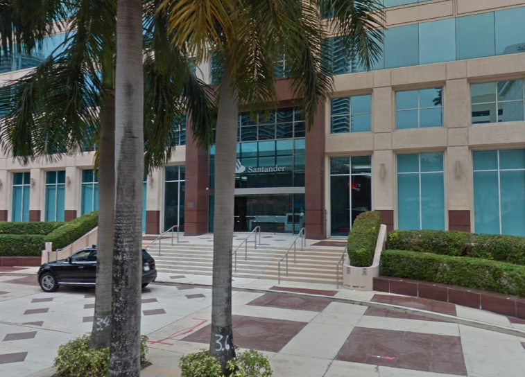 Hickey Law Firm in Miami - Office Exterior
