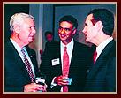 John (Jack) Hickey avec le Sénateur Bob Graham