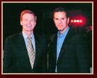 John (Jack) Hickey Avec le Sénateur Bill Nelson