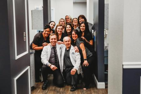 Office Staff at HighPoint Dental
