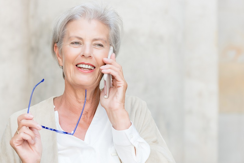 Dental implants help prevent bone collapse for a more youthful appearance | Highpoint Dental Co