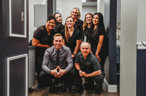 The team at Highpoint Dentistry in Aurora