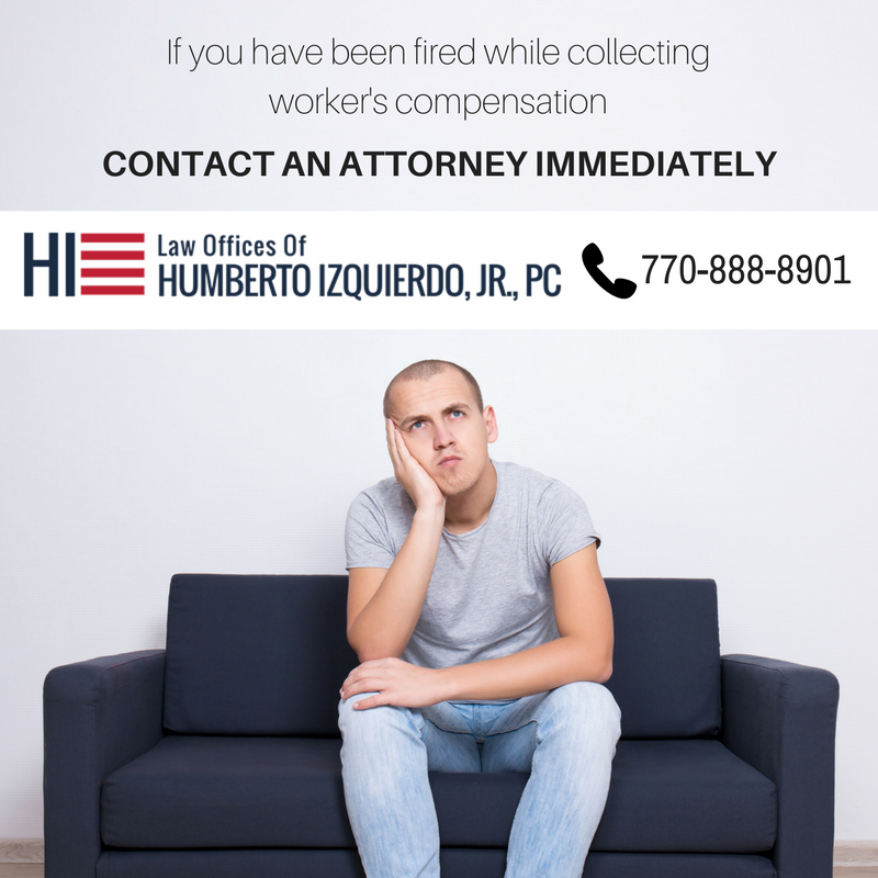 Can You Be Fired After Claiming Worker's Compensation? | GA