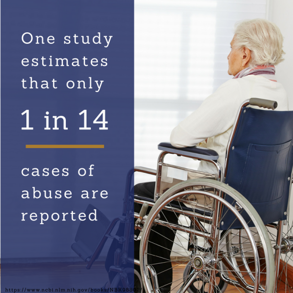 elder abuse statistic